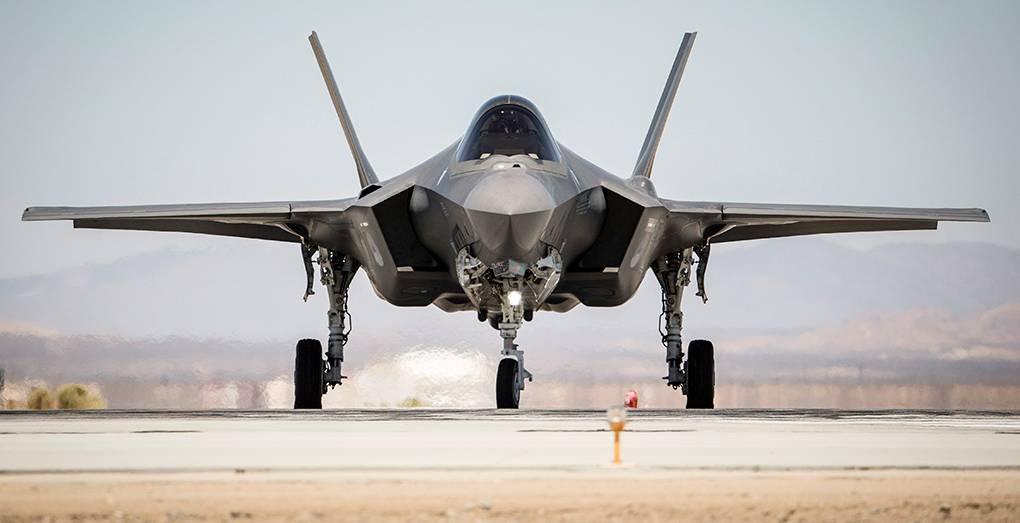 F-35 vliegbasis Lwd